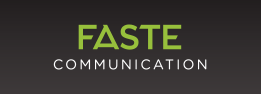 Faste Communication Logo